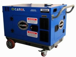 Silent Diesel Generator | Powerlike no other